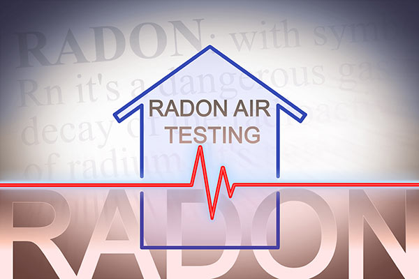 Radon Air Testing